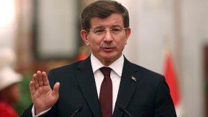 Davutoğlu, yeni parti sorusuna 'Hayır' demedi