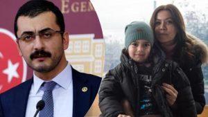 Eren Erdem'in eşi: Oğlum oranın cezaevi olduğunu bilmiyor