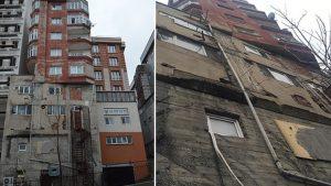 Dikkat çeken bina için ilginç açıklama: 'Kontrol edildi ve…'