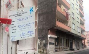 Facianın ardından İstanbul'da riskli binalar boşaltılıyor