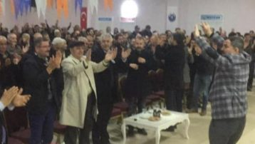 AKP'li başkandan BBP'yi şoke eden sözler