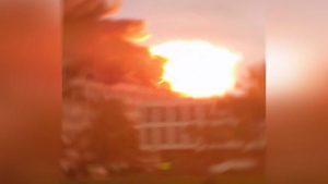 Keşmir'de okulda patlama: 28 öğrenci yaralı