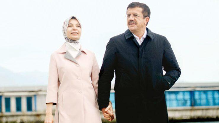 Zeybekci'nin tepki çeken 'kız' benzetmesine eşinden eleştiri