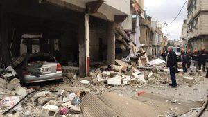 Gaziantep'te iki ayrı patlama: Çok sayıda yaralı var
