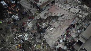 Kartal'da çöken bina için imar barışına başvurulmuş