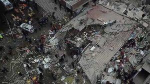 İstanbul Kartal'da 8 katlı bina çöktü: Validen acı haber…
