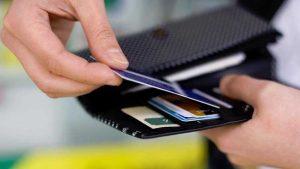 Kredi kartı borcuna haciz yolu açıldı