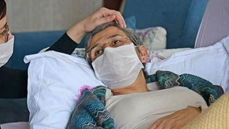 Hastaneye kaldırılan Leyla Güven tedaviyi kabul etmedi