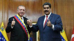 """Maduro """"Türkiye'ye ve BAE'ye izinsiz 73 ton altın sattı"""" iddiası"""