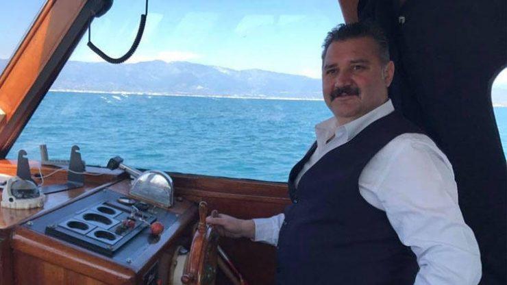 İş adamı Mehmet Özet öldürüldü