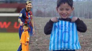 Messi ile tanışması hayatını mahvetti: Ailesi ile kaçacak yer arıyorlar