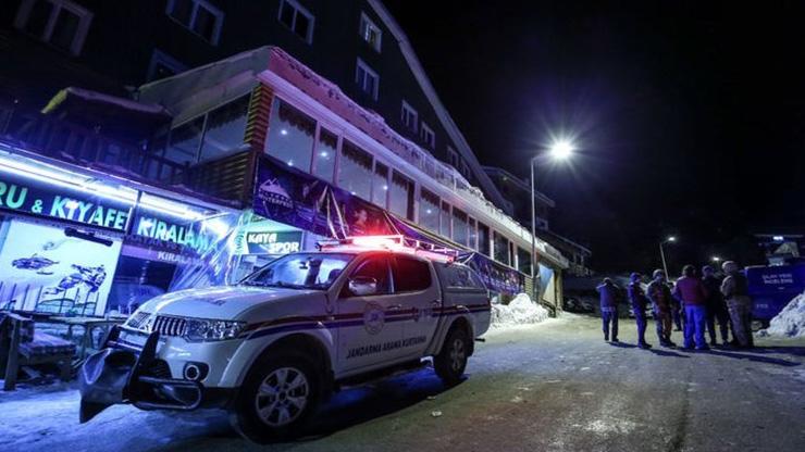 Uludağ'da iki grup arasında silahlı kavga: 1 ölü, 3 yaralı
