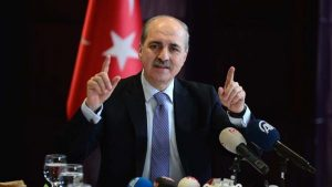 Numan Kurtulmuş'tan ilginç açıklama… MHP, AKP'ye mi katılıyor?
