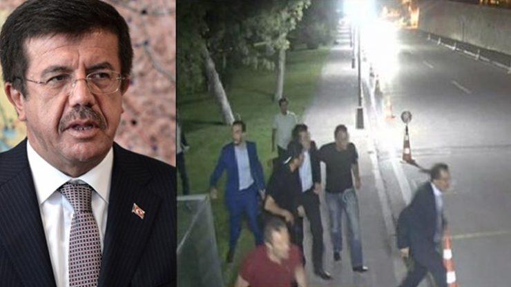 """Zeybekci'nin Meclis'ten kaçtığı gece """"en kötü""""süymüş"""