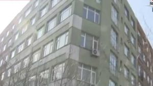 Şişli'de 4 bina boşaltıldı!